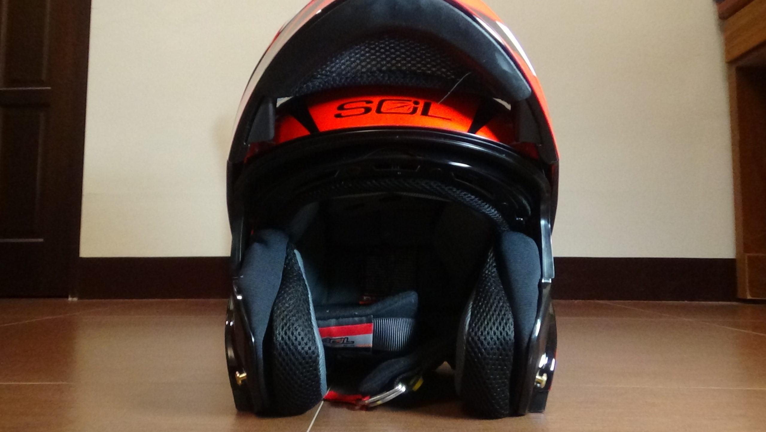 SOL SM-5安全帽