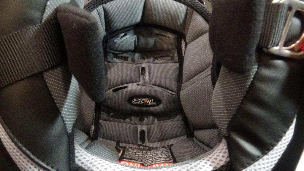 SOL SM-5安全帽內襯